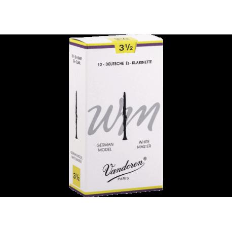 Anche Clarinette Allemande Vandoren White Master force 3.5 x10