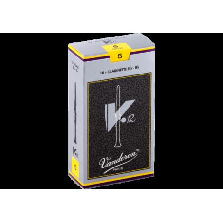 Anche Clarinette Sib Vandoren v12 de force 5 x10