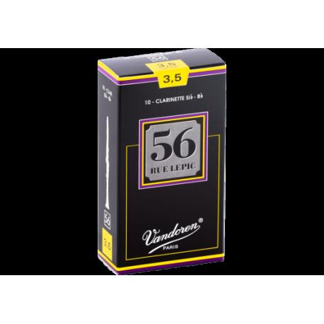 Anche Clarinette Sib Vandoren 56 rue lepic fuerza de 3.5 x10