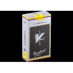 10型リードクラリネットMib/Eb V12強度2.5