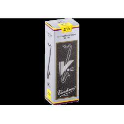 5芦Vandoren V12バスクラリネットの強度2.5