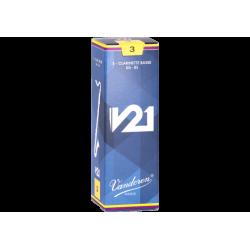 Anche clarinette basse V21 Vandoren force 2