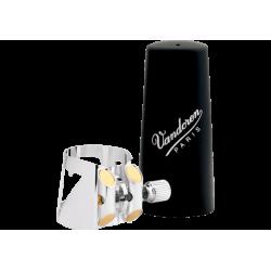 La ligadura de la vandoren optimum clarinette sib / bb cubre caño de plástico