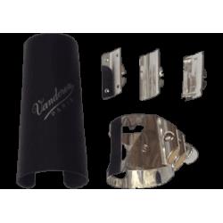 Ligature optimum vandoren clarinette mib couvre bec plastique