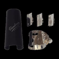 Ligature optimum vandoren clarinette alto couvre bec plastique