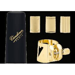 Ligation optimum vandoren soprano saxophone covers spout plastic