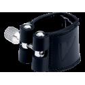 Ligation leather vandoren with covers bec clarinette sib/bb