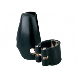 Ligation leather vandoren tenor saxophone and covers bec leather