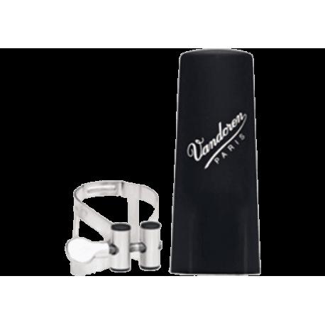 Ligature m/o silver master / optimum vandoren clarinet bb