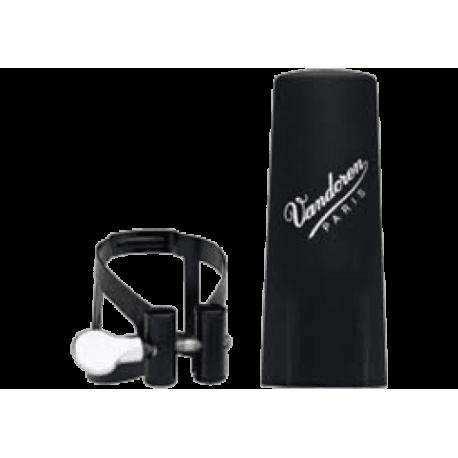 Ligature m/o noire master / optimum vandoren clarinette basse
