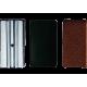 3 pressure plates-ligature leather vandoren clarinette mib / eb