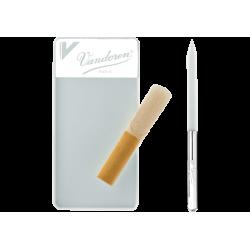 Retableur and retailleur reed