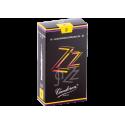 ボックスの10芦は、Vandoren ZZソプラノサックスの強度2