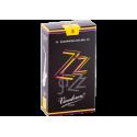 ボックスの10芦は、Vandoren ZZアルトサックスの強度3