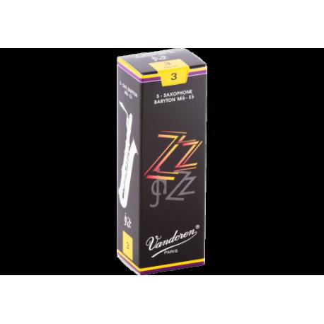 Vandoren ZZバリトンサックス強度に3箱の5芦