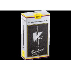 Caña de Saxo Soprano Vandoren v12 de fuerza 3.5 x10