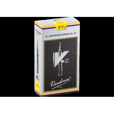 Mundstück Sopran-Saxophon Vandoren v12 stärke 3.5 x10