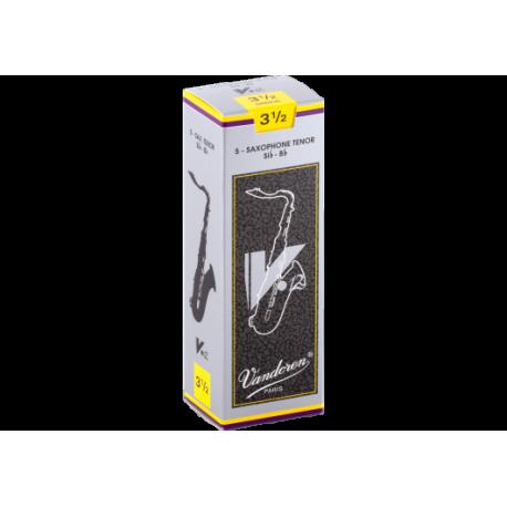 ボックスの5芦Vandoren V12テナーサックスの強度3.5