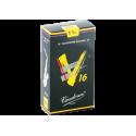ボックスの10芦Vandoren V16アルトサックスの強度1.5