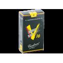 ボックスの10芦Vandoren V16ソプラノサックス、強度4