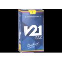 リードSaxアルVandoren v21力3×10