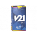 Reed Sax Alto Vandoren v21 strength 3.5 x10