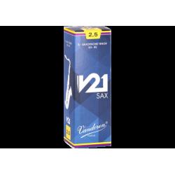 Anche Vandoren V21 pour saxophone alto force 2.5 - boîte de 10