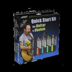 Harmonica, Kit de démarrage pour Guitariste, 4 Harmonicas