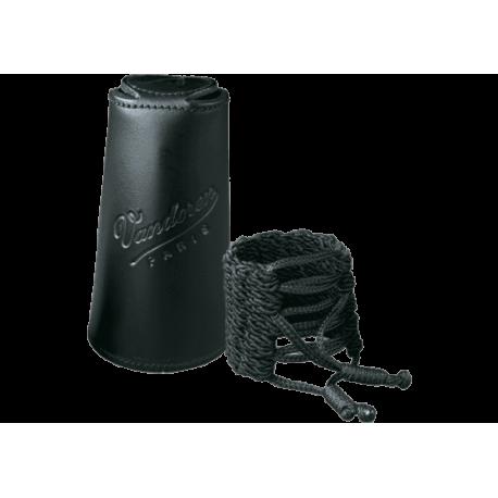 Ligation klassik vandoren clarinette sib / bb in German, and covers the beak leather