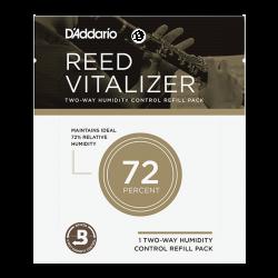 Aufladen rico-d ' addario reed vitalizer 72% feuchtigkeit ihre zungen
