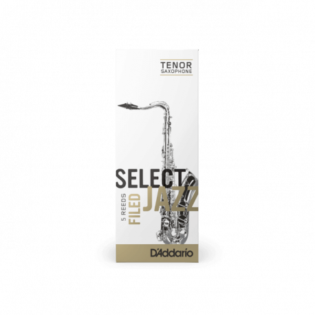 Mundstück Tenor Saxophon Rico-d ' addario jazz, stärke 4m medium unfiled x5