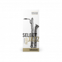 Anche Saxophone Baryton D'Addario Jazz force 4m medium unfiled x5