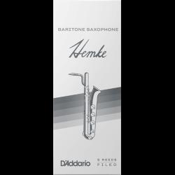 Anche Saxophone Baryton Rico D'Addario Hemke premium force 4 x5