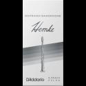 Reed Saxofón Soprano Rico hemke premium fuerza 4 x5