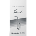 Anche Saxophone Alto Rico D'Addario Hemke premium force 2 x5