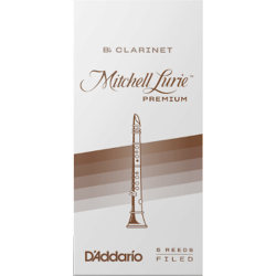 Anche Clarinette Sib Rico mitchell lurie premium force 2 x5