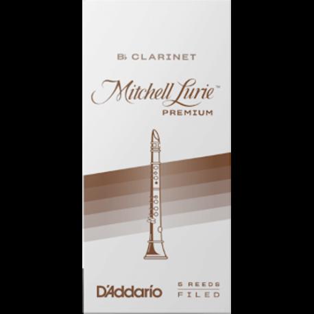 Anche Clarinette Sib Rico mitchell lurie premium fuerza 2.5 x5