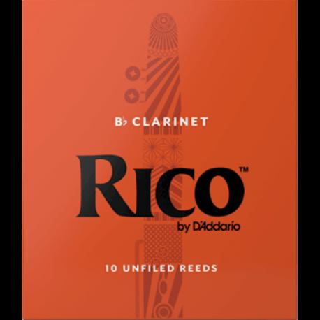 Anche Clarinette Sib Rico orange force 2.5 x10