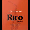 Klarinette altsaxophon Rico orange stärke 3 x10
