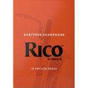 Mundstück Saxophon Bariton Rico orange stärke 1.5 x10