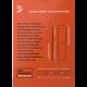 10芦は、パッケージングコンテストサクソフォンオレンジbaryton力2.5