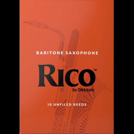 Anche Saxophone Baryton Rico by D'Addario Orange force 3.5 x10