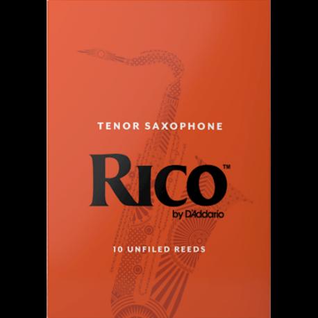 Anche Saxophone Ténor Rico by D'Addario Orange force 1.5 x10