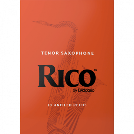 Anche Saxophone Ténor Rico by D'Addario Orange force 3.5 x10