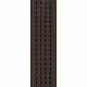 コードリコD'addario快適なテノールコンサートシリーズをプロデュブラック/グレーのフック金属