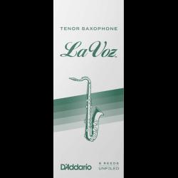 Mundstück Tenor Saxophon Rico lavoz medium soft / leicht mittel x10