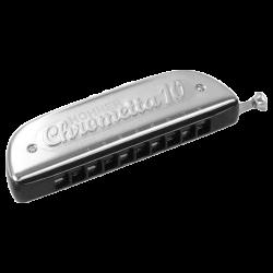 Harmonica Chromatique Chrometta 10