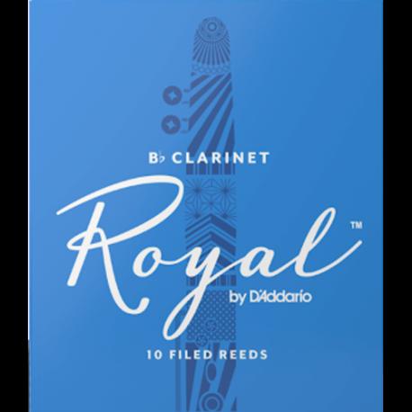 Anche Clarinette Sib Rico D'Addario royal force 3,5 x10