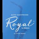 Reed Sax Alto Rico royal strength 4 x10