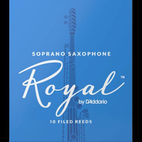Reed Sax Soprano Rico royal force 3.5 x10